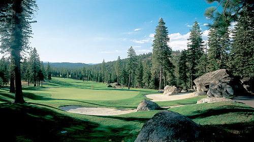 photo of the course at Coyote Moon in Truckee, CA